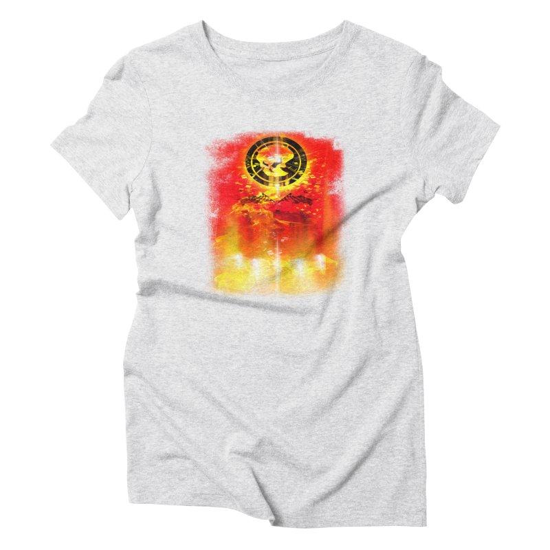 Phantom Racing Women's Triblend T-Shirt by phantom's Artist Shop