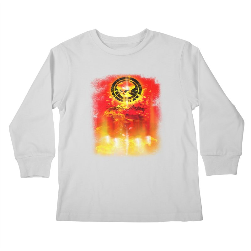 Phantom Racing Kids Longsleeve T-Shirt by phantom's Artist Shop