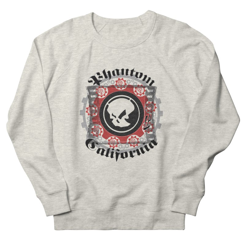 Phantom California LA (original) Men's Sweatshirt by phantom's Artist Shop
