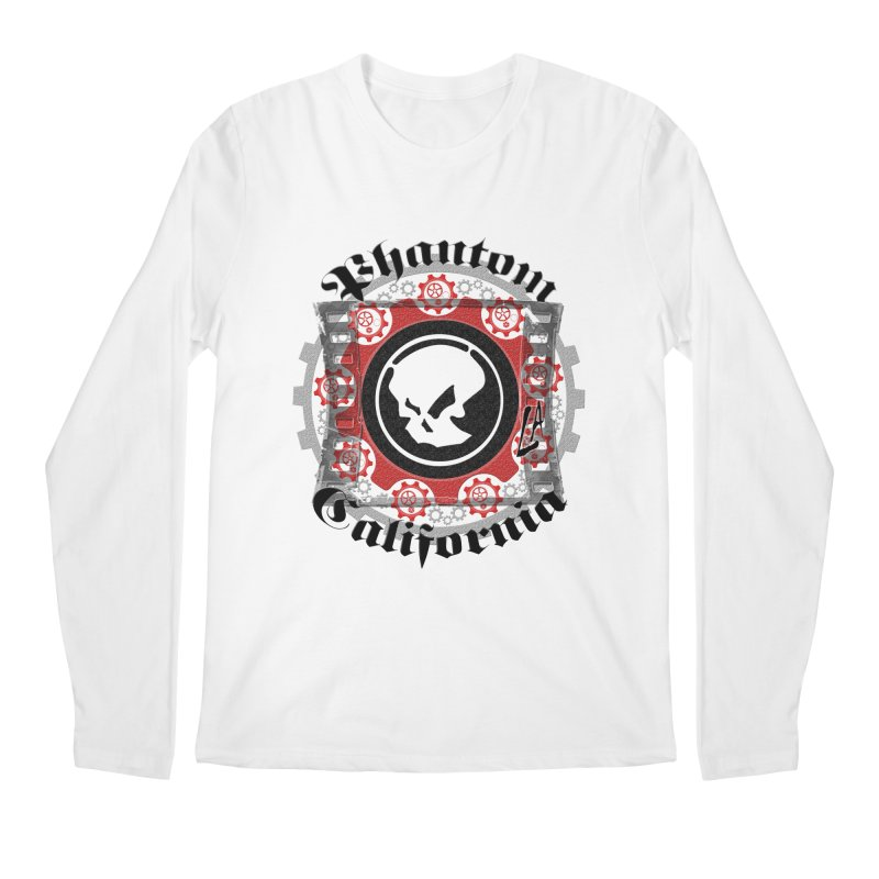 Phantom California LA (original) Men's Regular Longsleeve T-Shirt by phantom's Artist Shop