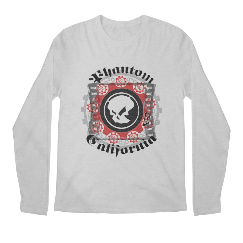 Phantom California LA (original) Men's Regular Longsleeve T-Shirt by phantom's Artist Shop