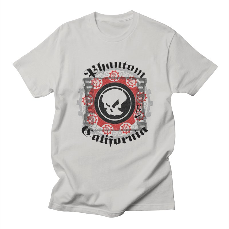 Phantom California LA (original) Men's T-Shirt by phantom's Artist Shop