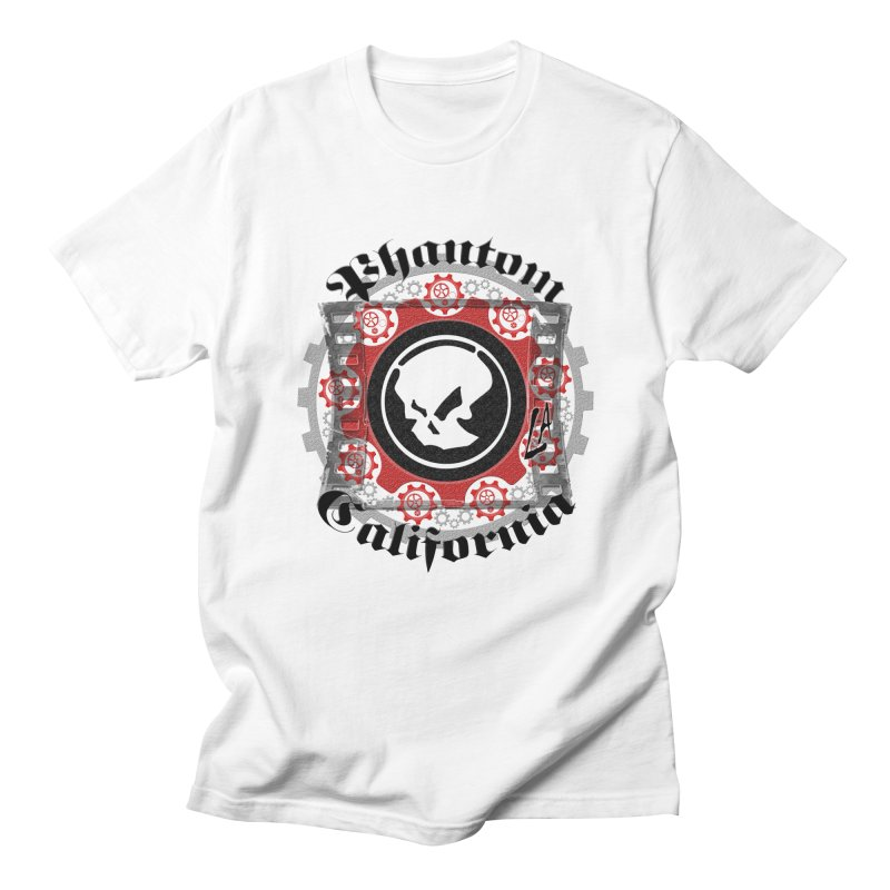 Phantom California LA (original) Men's Regular T-Shirt by phantom's Artist Shop