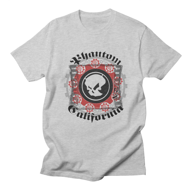 Phantom California LA (original) Men's Regular T-Shirt by phantom's Artist Shop