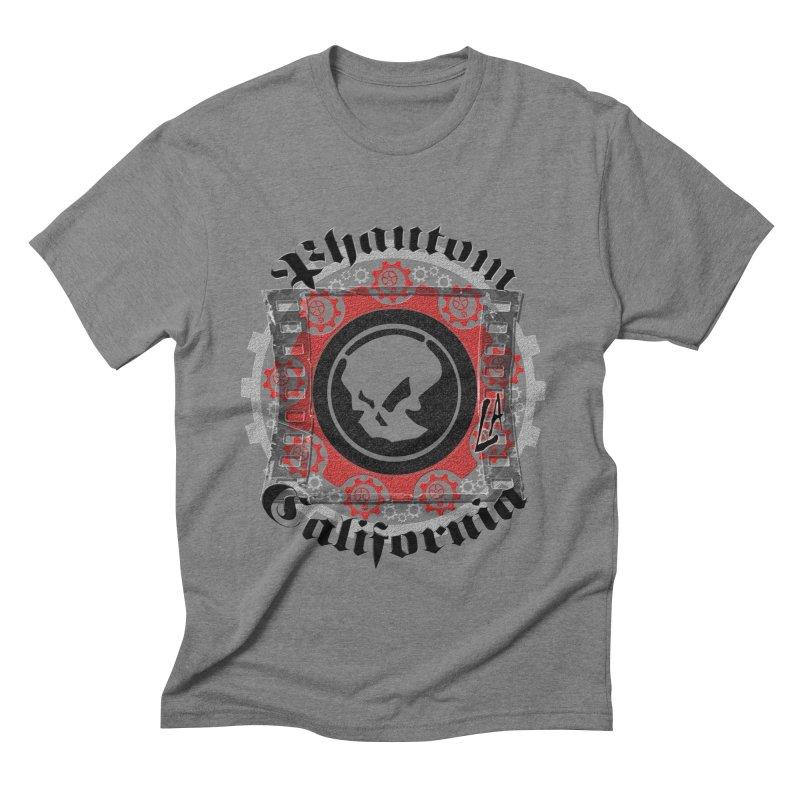 Phantom California LA (original) Men's Triblend T-shirt by phantom's Artist Shop