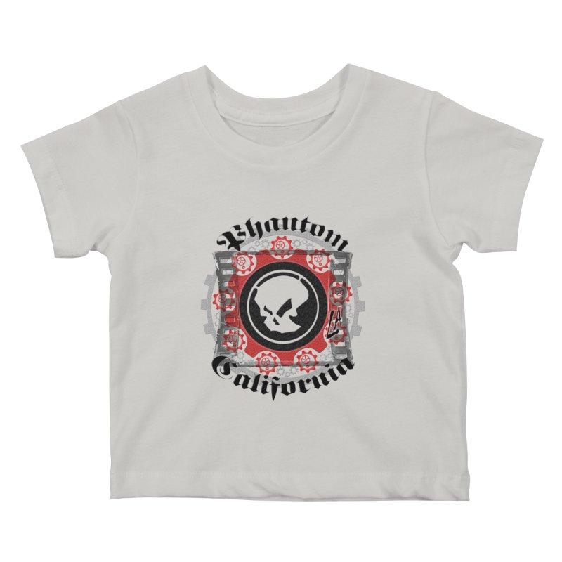 Phantom California LA (original) Kids Baby T-Shirt by phantom's Artist Shop