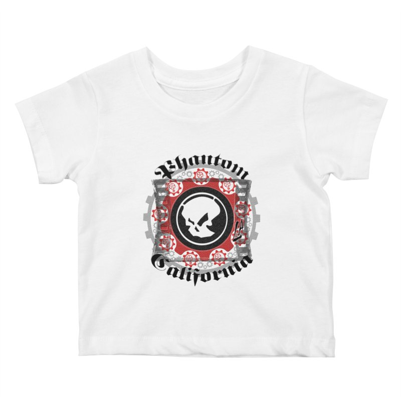 Phantom California LA (original) Kids Baby T-Shirt by phantom's Artist Shop