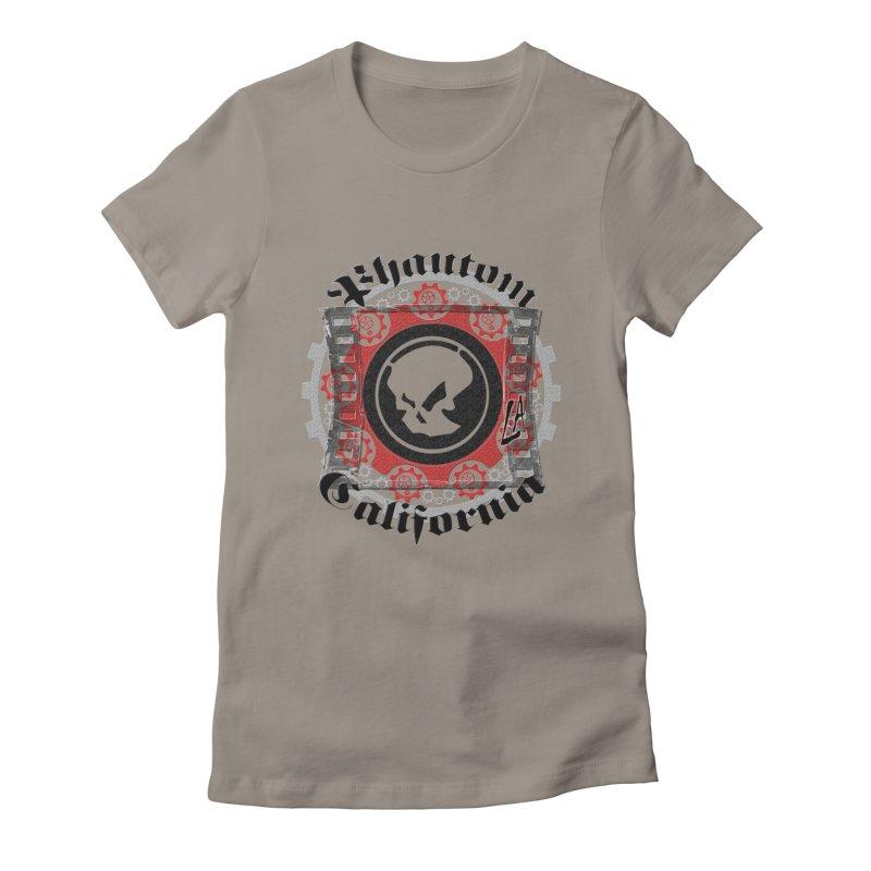 Phantom California LA (original) Women's T-Shirt by phantom's Artist Shop
