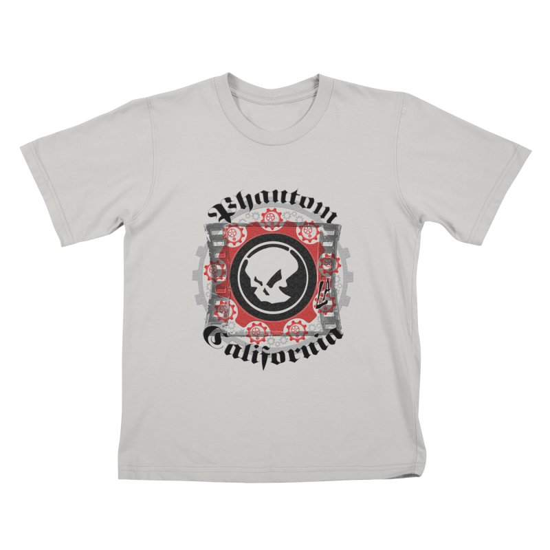 Phantom California LA (original) Kids T-shirt by phantom's Artist Shop
