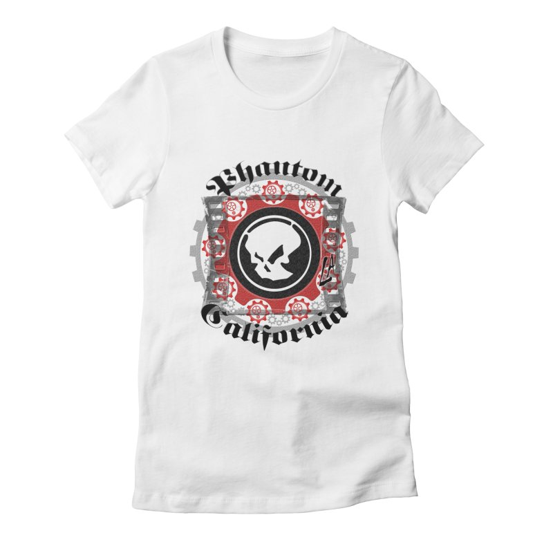 Phantom California LA (original) Women's T-Shirt by phantom's Artist Shop