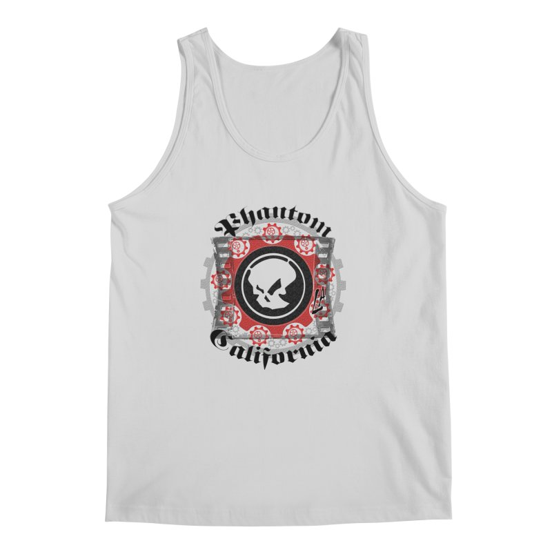 Phantom California LA (original) Men's Regular Tank by phantom's Artist Shop