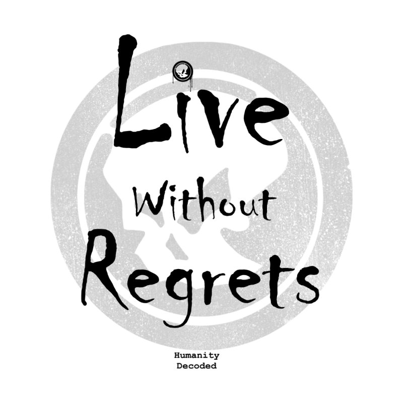 Phantom Live Without Regrets by phantom's Artist Shop