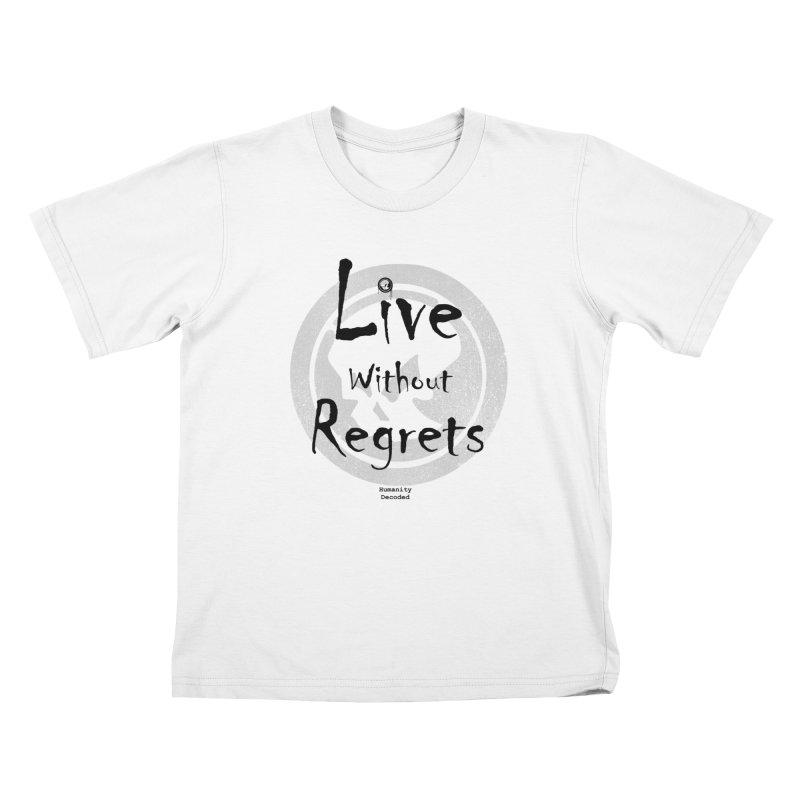 Phantom Live Without Regrets Kids Toddler T-Shirt by phantom's Artist Shop