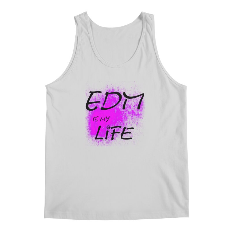 Phantom EDM is my Life Men's Tank by phantom's Artist Shop