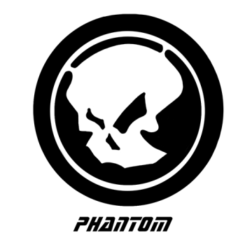 phantom's Artist Shop Logo