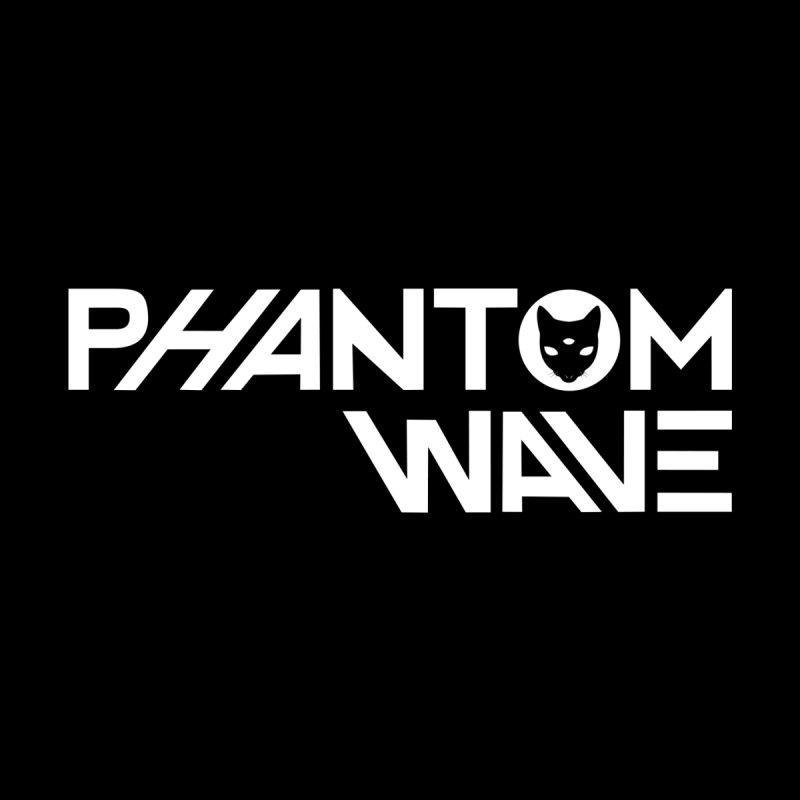 PHANTOM WAVE LOGO Men's T-Shirt by Phantom Wave