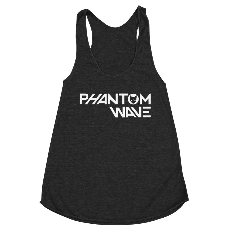 PHANTOM WAVE LOGO Women's Tank by Phantom Wave