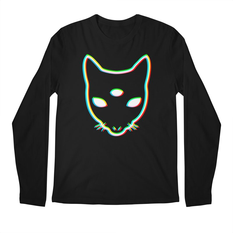 MASTER PACO PRISM Men's Longsleeve T-Shirt by Phantom Wave