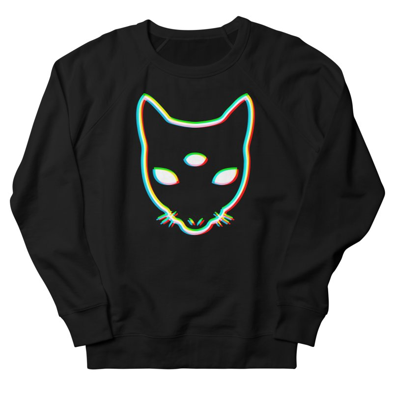 MASTER PACO PRISM Women's Sweatshirt by Phantom Wave