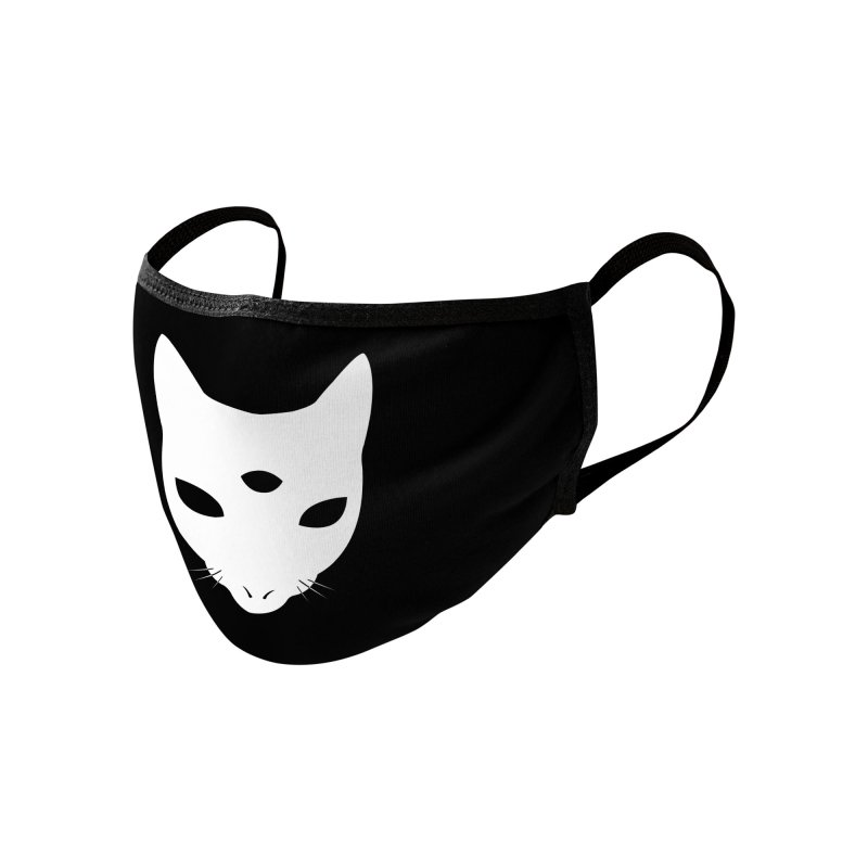 MASTER PACO SKULL Accessories Face Mask by Phantom Wave