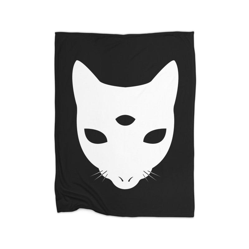 MASTER PACO SKULL Home Blanket by Phantom Wave