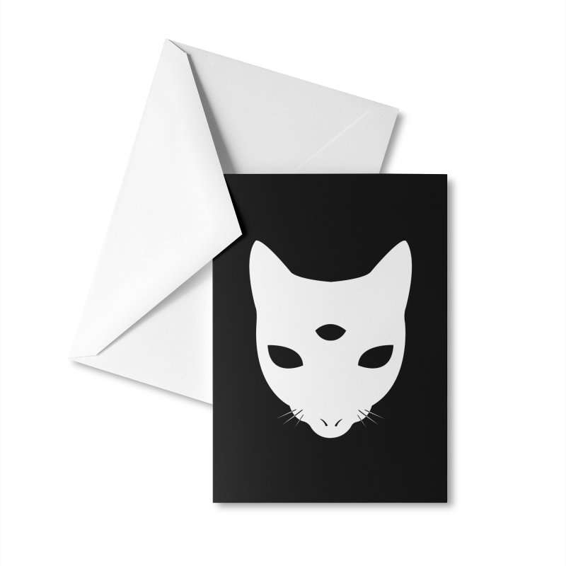 MASTER PACO SKULL Accessories Greeting Card by Phantom Wave