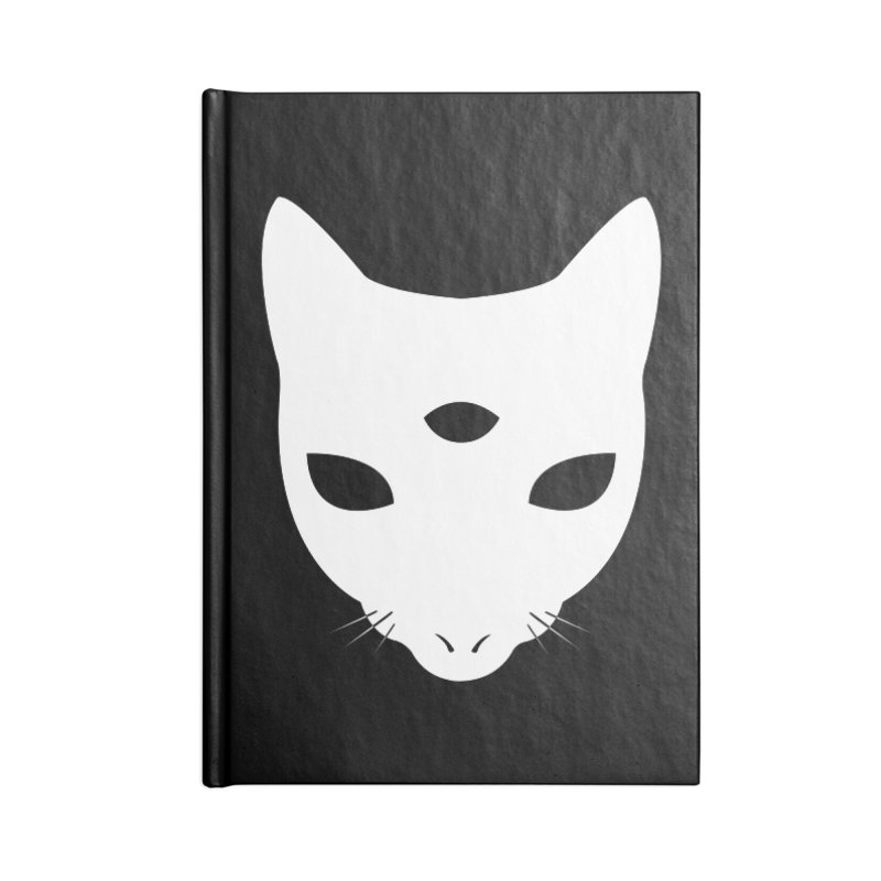 MASTER PACO SKULL Accessories Notebook by Phantom Wave