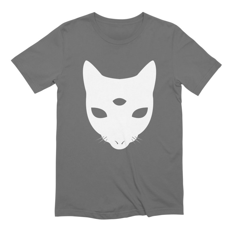 MASTER PACO SKULL Men's T-Shirt by Phantom Wave