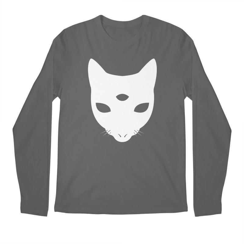 MASTER PACO SKULL Men's Longsleeve T-Shirt by Phantom Wave