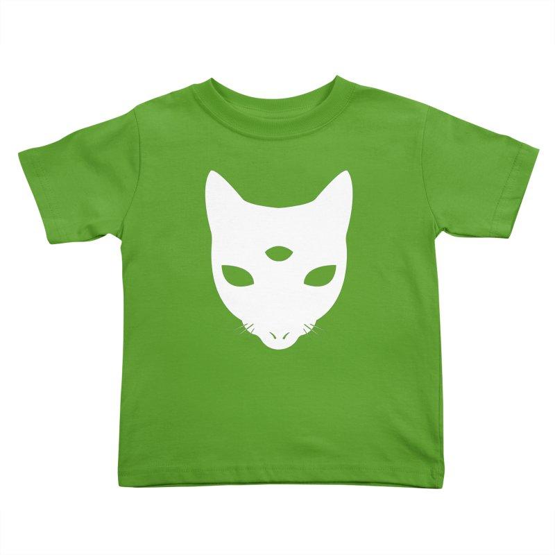 MASTER PACO SKULL Kids Toddler T-Shirt by Phantom Wave