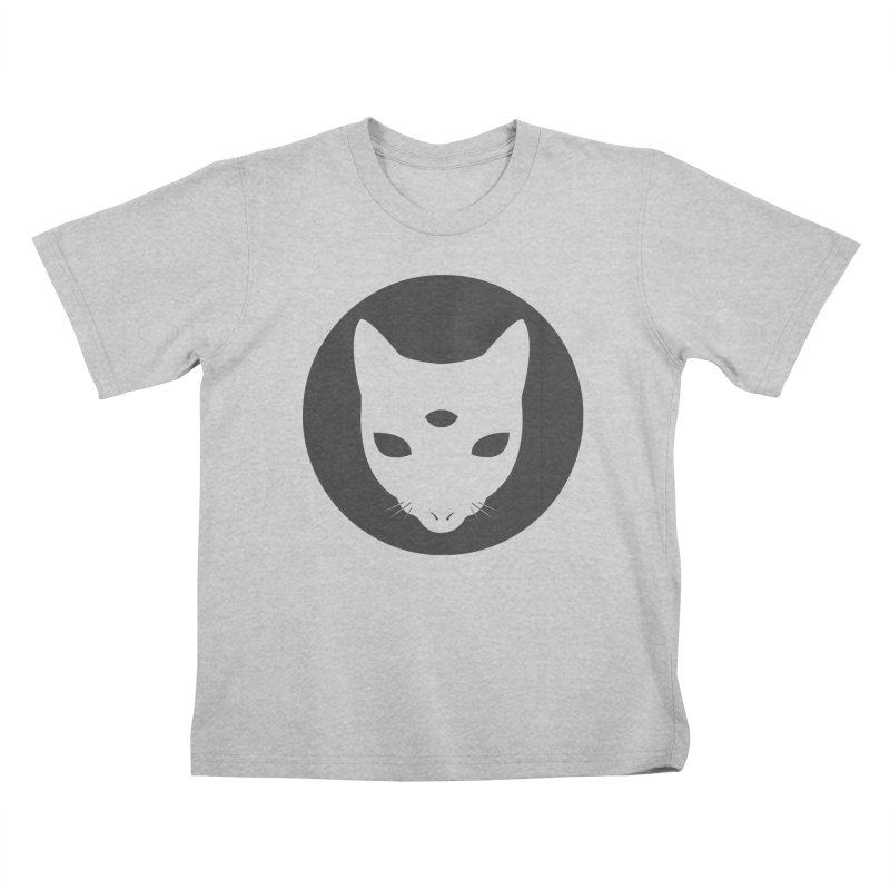 MASTER PACO VOID Kids T-Shirt by Phantom Wave