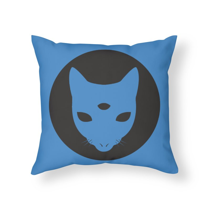 MASTER PACO VOID Home Throw Pillow by Phantom Wave