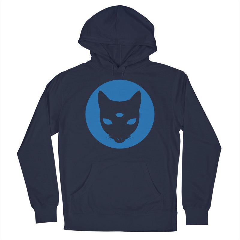 MASTER PACO BLUE Men's Pullover Hoody by Phantom Wave