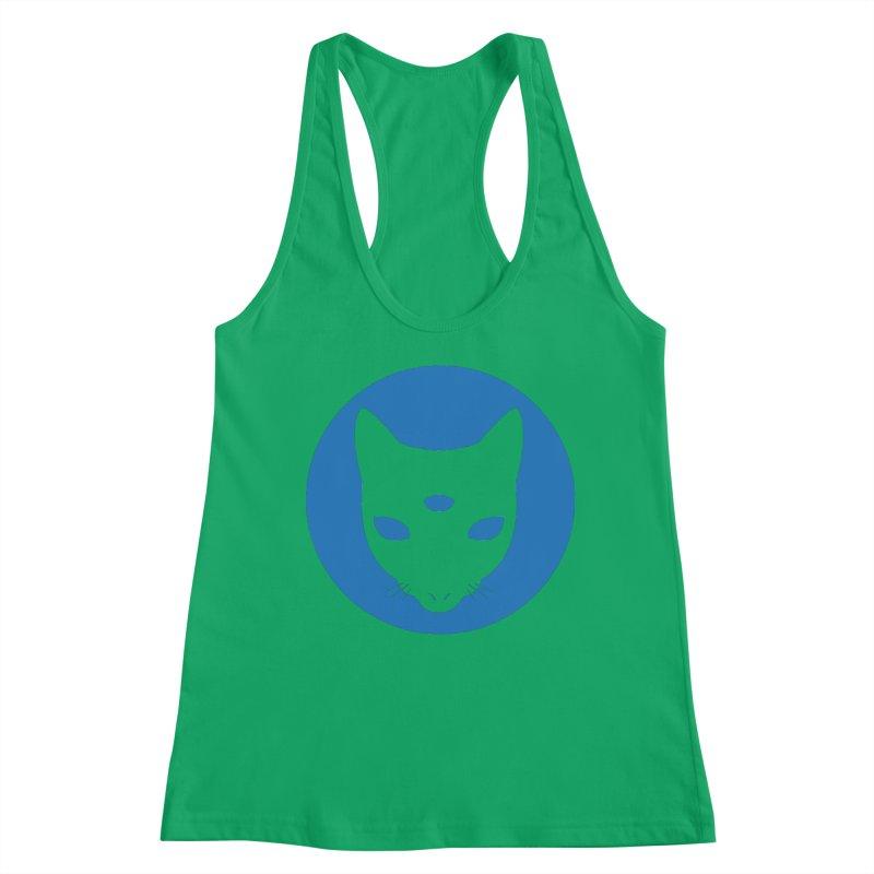 MASTER PACO BLUE Women's Tank by Phantom Wave