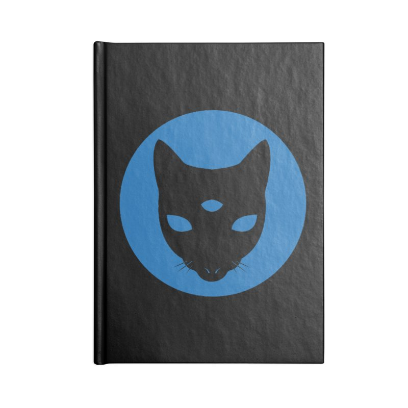 MASTER PACO BLUE Accessories Notebook by Phantom Wave