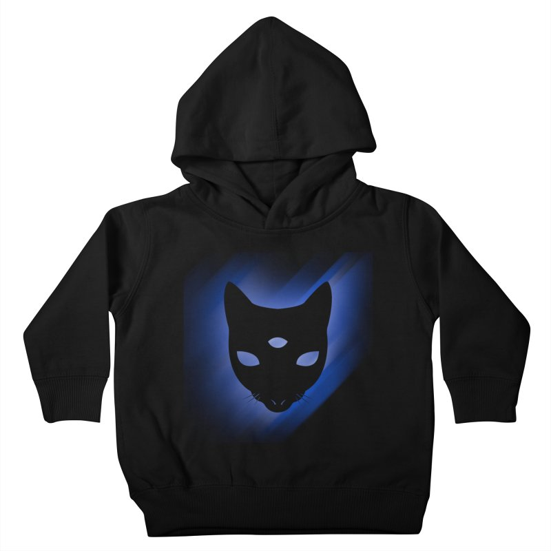 MASTER PACO WAVE Kids Toddler Pullover Hoody by Phantom Wave