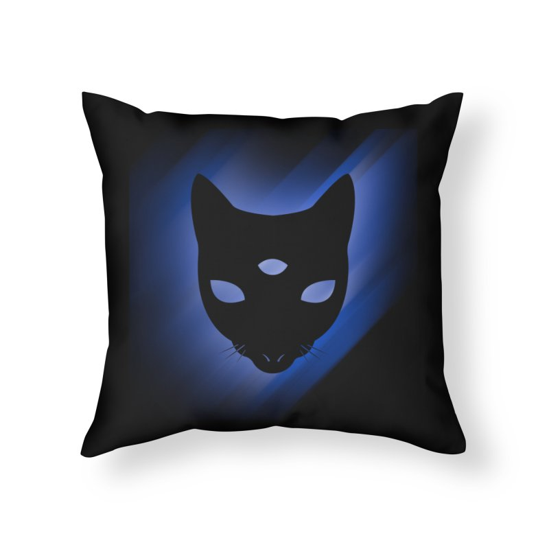 MASTER PACO WAVE Home Throw Pillow by Phantom Wave