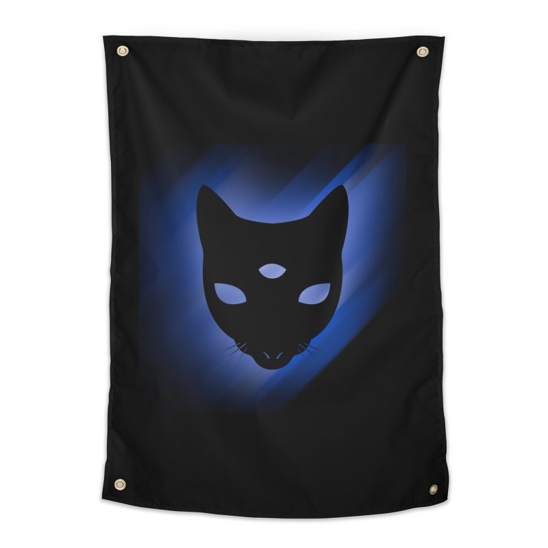 MASTER PACO WAVE Home Tapestry by Phantom Wave
