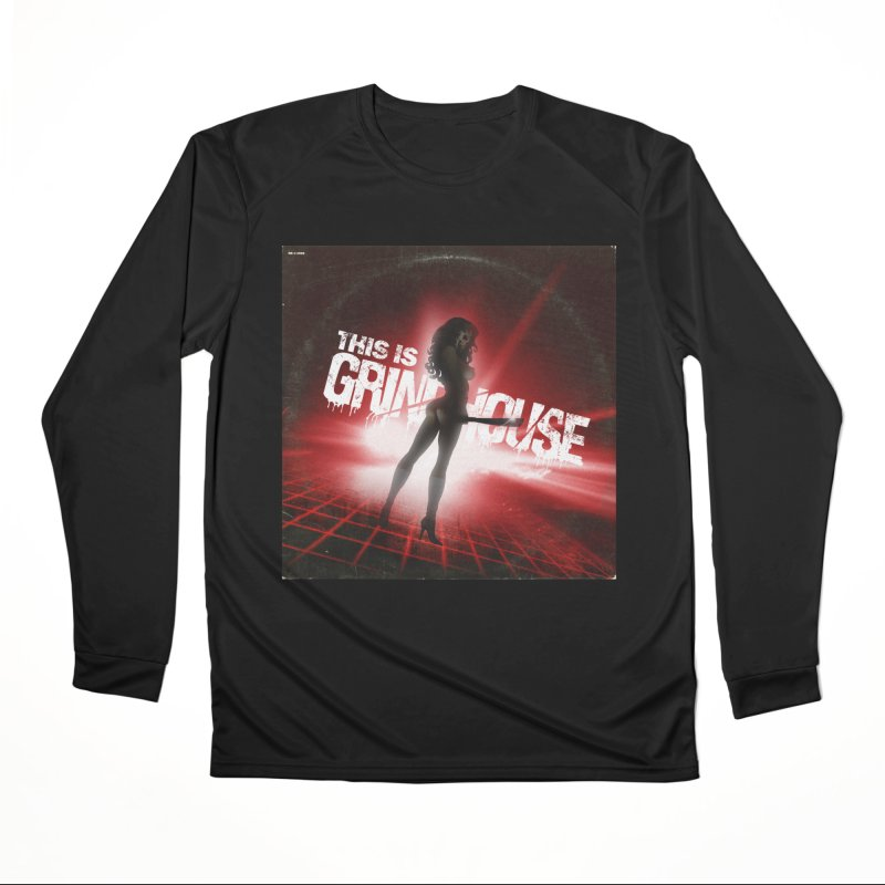 WRYE - THIS IS GRINDHOUSE Women's Longsleeve T-Shirt by Phantom Wave