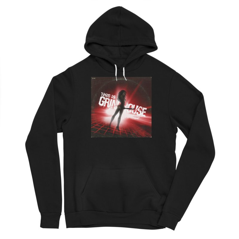 WRYE - THIS IS GRINDHOUSE Men's Pullover Hoody by Phantom Wave