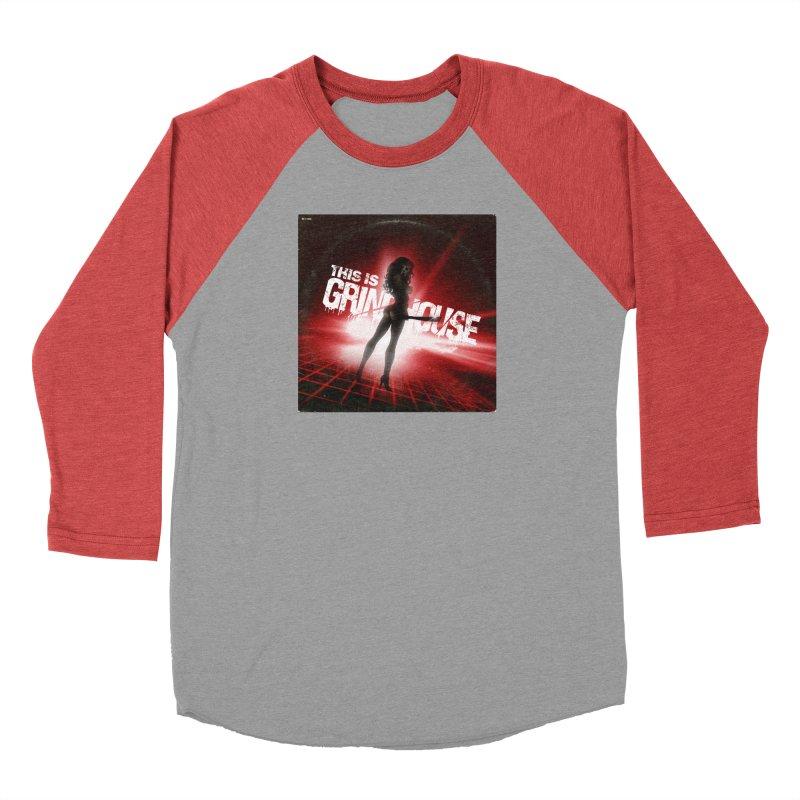 WRYE - THIS IS GRINDHOUSE Men's Longsleeve T-Shirt by Phantom Wave