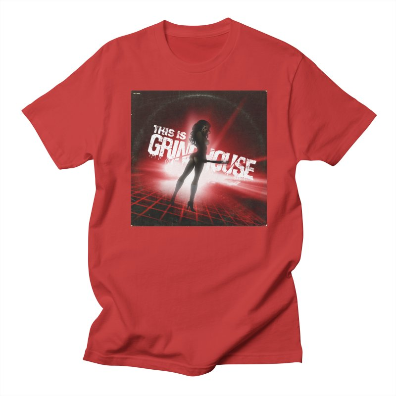 WRYE - THIS IS GRINDHOUSE Men's T-Shirt by Phantom Wave
