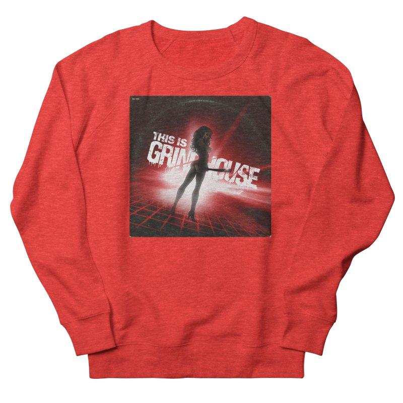 WRYE - THIS IS GRINDHOUSE Men's Sweatshirt by Phantom Wave