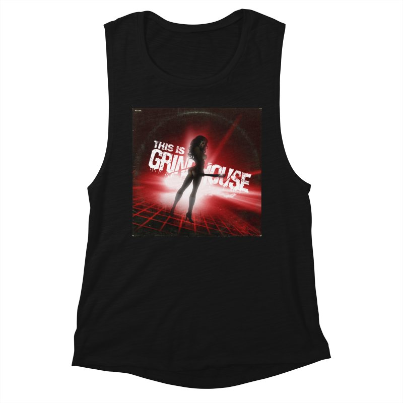 WRYE - THIS IS GRINDHOUSE Women's Tank by Phantom Wave