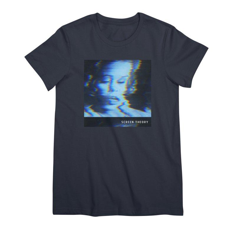 WRYE - SCREEN THEORY Women's T-Shirt by Phantom Wave