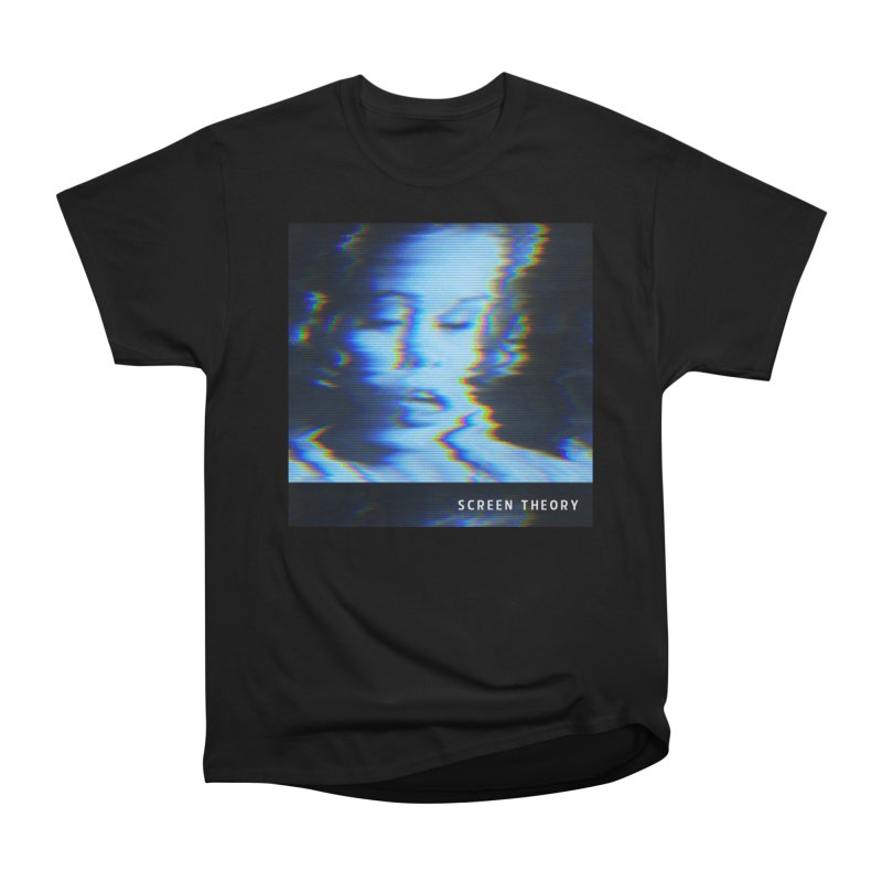 WRYE - SCREEN THEORY Men's T-Shirt by Phantom Wave
