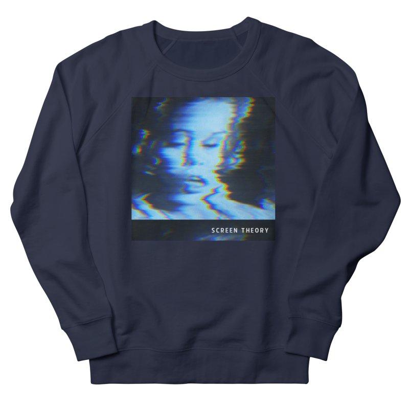 WRYE - SCREEN THEORY Women's Sweatshirt by Phantom Wave