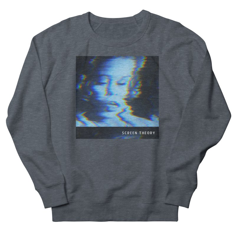 WRYE - SCREEN THEORY Men's Sweatshirt by Phantom Wave