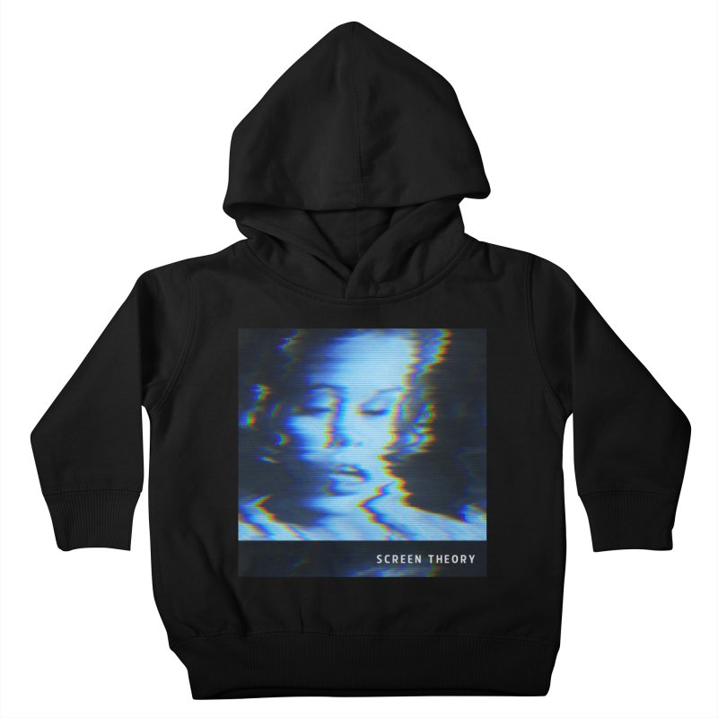 WRYE - SCREEN THEORY Kids Toddler Pullover Hoody by Phantom Wave
