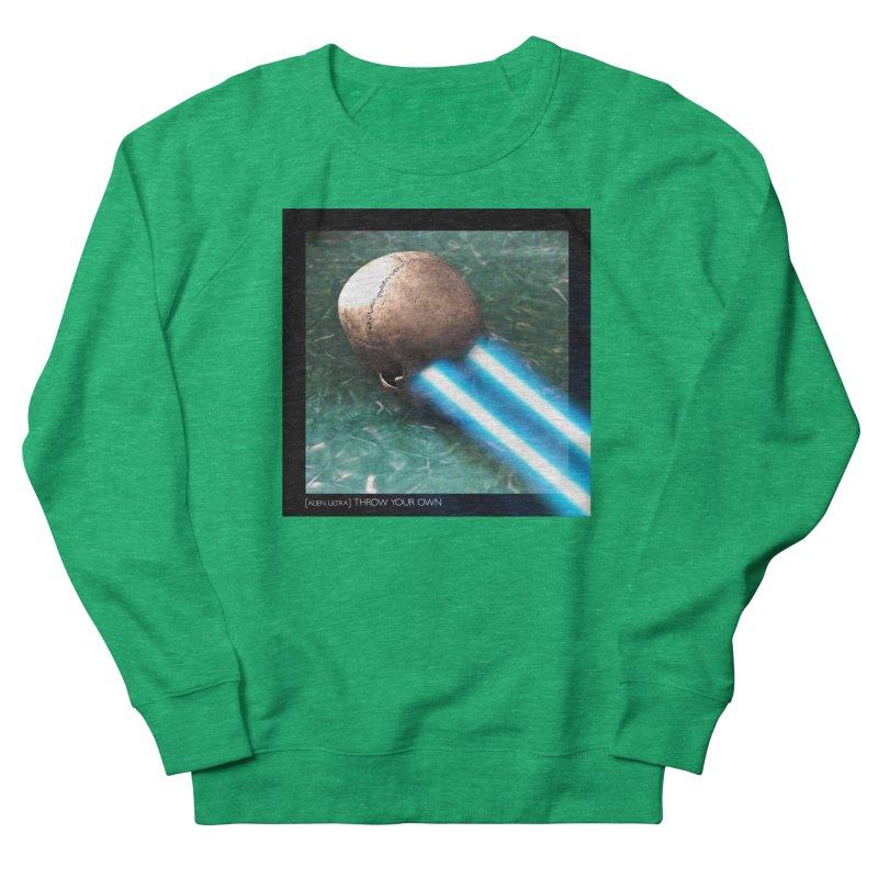 ALIEN ULTRA - THROW YOUR OWN Women's Sweatshirt by Phantom Wave